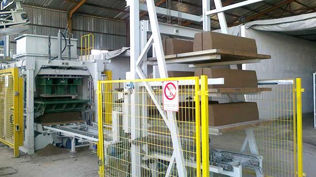 Prensa fija para instalaciones semiautomáticas Syncro