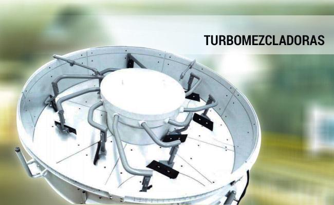 Plantas de Hormigón, turbomezcladoras